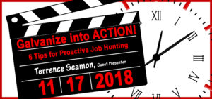 Career Support Group Galvanize Into Action Meeting